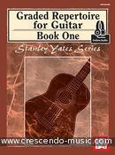 Graded Repertoire for Guitar - Book 1. Album