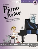 Piano Junior Performance Book - 4. Heumann, Hans Günter