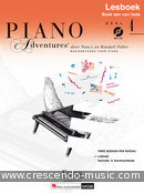 Piano Adventures: Lesboek 4 (+CD). Faber, Nancy; Faber, Randall