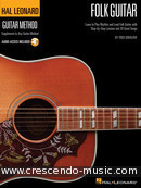 Hal Leonard Guitar Method - Folk Guitar. Sokolow, Fred