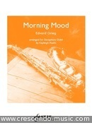 Morning Mood (Score & parts). Grieg, Edvard