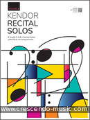 Kendor Recital Solos - Vol.2 (Bb Clarinet). Album