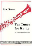 10 Tunes for Kathy. Harvey, Paul