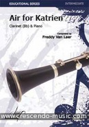Voir le contenu! Air for Katrien - Van Laer, Freddy