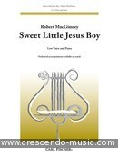 View a sample page! Sweet little Jesus boy - MacGimsey, Robert