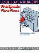 First grade piano pieces. Album