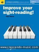 Improve your sight-reading - 1 (Piano). Harris, Paul