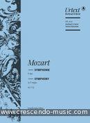 Symphony No.13 in F major, K.112. Mozart, Wolfgang Amadeus
