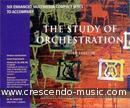 The Study of Orchestration (Third edition - Cd's). Adler, Samuel