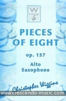 Pieces of Eight, Op.157. Wiggins, Christopher