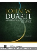 John W. Duarte: A Celebrations of His Guitar Music. Album