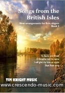 Songs from the British Isles - Vol.2. Album
