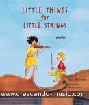 Little Things for Little Strings. Belvelin, Eva