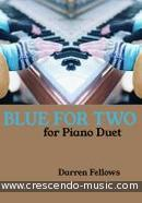 Blue for Two. Fellows, Darren
