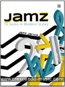 Jamz (15 solos in modern styles). Jarvis, Jeff