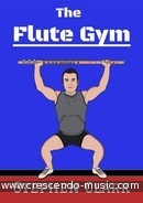 The Flute Gym. Clark, Stephen