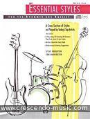 Essential Styles for drummer and bassist, Vol.1 (Book & CD). Houghton, Steve