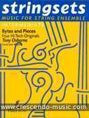 Bytes and pieces (Score & parts). Osborne, Tony