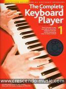 The Complete Keyboard Player - Vol.1 (CD edtion). Baker, Kenneth