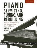 Piano servicing, tuning and rebuilding. Reblitz, Arthur A.