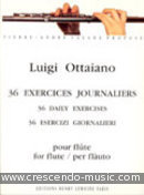 36 Exercices Journaliers. Ottaiano, Luigi