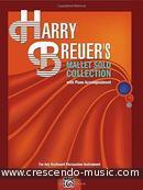 Harry Breuer's mallet solo collection. Breuer, Harry