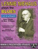 Aebersold Vol.42 - Lennie Niehaus Plays the Blues (Bb). Aebersold, Jamey