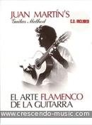 El Arte Flamenco de la Guitarra (Book & cd). Martin, Juan