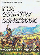 The country songbook - 1. Rich, Frank