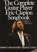 The Complete Guitar Player. Clapton, Eric