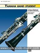 Yamaha Band Student - Clarinet Book 2. Feldstein, Sandy