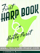 First Harp Book. Paret, Betty
