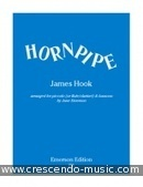 Hornpipe. Hook, James