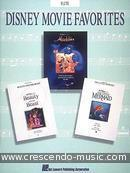 Disney Movie Favorites (Flute part). Album