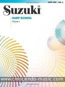 Suzuki Harp School - Vol.1 (Harp part). Suzuki, Shinichi