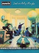 Definitely maybe. Oasis