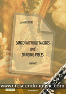 Voir le contenu! Canto without words and dancing pieces - Dexters, Jean