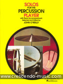 Solos for the percussion player. Album