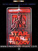 Music from the Star Wars trilogy. Album