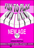 Fun to play new age - Book 2. Beeftink, Herman