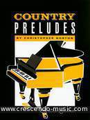 Country preludes. Norton, Christopher