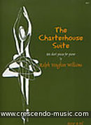 The Charterhouse suite (6 Short pieces for piano). Vaughan Williams, Ralph