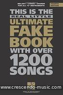 The real little ultimate fake book. Album