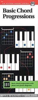 Basic chord progressions. Weissman, Dick