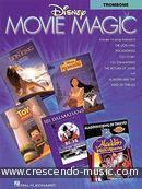 Disney Movie Magic - Piano acc wind instr.. Album