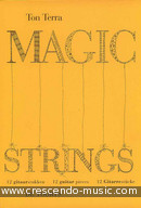Magic strings. Terro, Tom