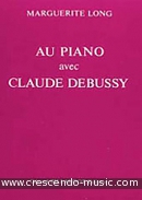 Au piano avec Debussy. Long, Marguerite