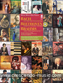 The 3 B's (Bach, Beethoven, Brahms). Album