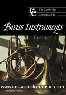 The Cambridge companion to Brass instruments. Herbert, Trevor - Wallace, John