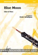 View a sample page! Blue moon - Scheltjens, Erwin